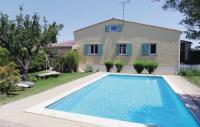 gite Arles Holiday Home Molleges Les Acacias