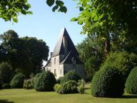 tourisme Saint Denis d'Orques Château de la Cour