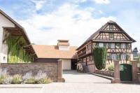 tourisme Niederschaeffolsheim Ferme Typique Alsacienne