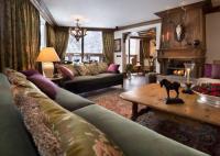 gite Belley Appartement d'Exception - Jardin Alpin - Courchevel 1850