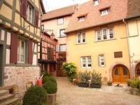 tourisme Colmar Maison Rebleuthof