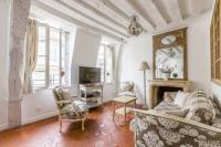 Location de vacances Paris 4e Arrondissement Location de Vacances Luxury and Bright Two-Bedroom Apartment Ile Saint-Louis