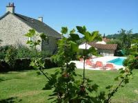 Location de vacances Saint Victor Gîte Rural Giou de Mamou