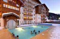 Location de vacances Freney Location de Vacances Vacancéole - Résidence La Turra