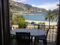 gite Roquebrune Cap Martin Apartment les Sablettes panoramic sea view