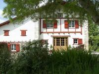 tourisme Ahaxe Alciette Bascassan Maison Anderetea