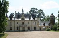 gite Baugé Château de Nazé