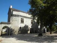 gite Lafox Château de Plèneselve