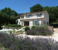 gite Saumane de Vaucluse Le Chene Villa