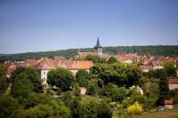 tourisme Semur en Auxois Le Logis de L'Ozerain
