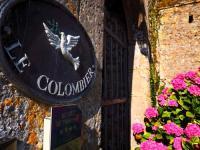 tourisme Isigny sur Mer Chateau Le Colombier