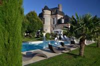 tourisme Conches en Ouche Chateau du Mesnil