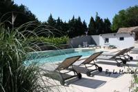 Location de vacances Caumont sur Durance Location de Vacances Le Cabanon de la Moureale
