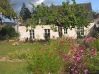 Gîte La Croix en Touraine Gîte Le Jardin des Tourterelles