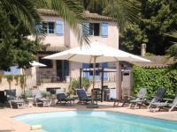 gite Cavalaire sur Mer Villa Villa Ambiance 1