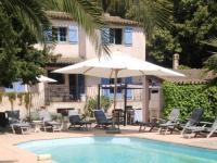 gite Saint Tropez Villa Villa Ambiance 2