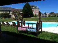 Location de vacances Les Trois Moutiers Location de Vacances Villa avec piscine