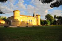 tourisme Le Caylar Château de Jonquières - Hérault