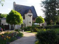 Location de vacances Nouzilly Location de Vacances Manoir du Rouvre