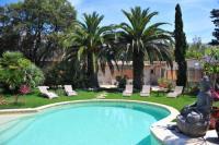gite Fontvieille Villa Valflor Appartements