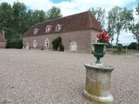 Gîte Neuilly en Dun Gîte Pavillion du Chateau de Saint Augustin