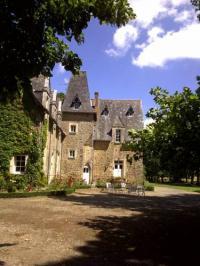 tourisme Nyoiseau Chateau de La Motte Daudier