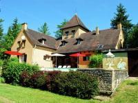 gite Villefranche du Périgord Maison Les Bois