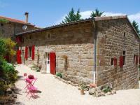 Gîte Saint Jeure d'Andaure Gîte La Peigne