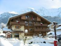 gite Nancy sur Cluses Alpine Lodge 6