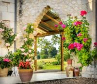 tourisme La Roche Posay Les Arches de Muschamp