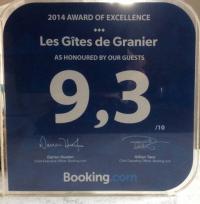 gite Aix en Provence Les Gîtes de Granier