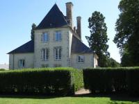 tourisme Cauvicourt Château Turgot Gîtes