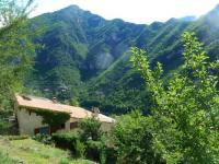 Gîte Roquebillière Gîte Le Mont d'Olivine