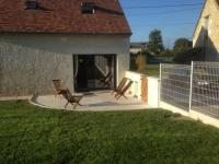 tourisme Saint Aignan Holiday home La Grange de la Chaise