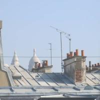 gite Paris 8e Arrondissement Apartment Sous les toits de Paris