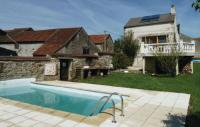 tourisme Autun Holiday home Epertully I-757