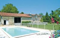 gite Sainte Souline Holiday home Chez Lavis J-776