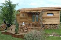 Location de vacances Languimberg Location de Vacances Les Roulottes de bois