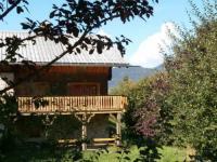 tourisme Montaimont Chalet La Busserole