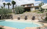 gite Le Muy Holiday home Fayence OP-1446