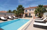 gite Agde Holiday home Le Grau d'Agde IJ-1254