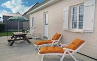 gite Blainville sur Mer Holiday home Creances-Plage GH-1112