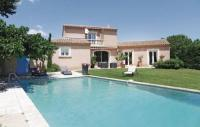 gite Châteaurenard Holiday home Eyguieres AB-1024