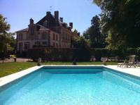 Location de vacances Landepéreuse Location de Vacances B-B Château de Saint Léger