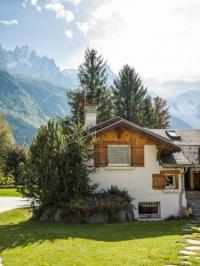 gite Saint Gervais les Bains Chalet Bivouac