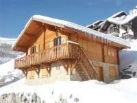 tourisme Vaulnaveys le Haut Chalet Sapins les Loups - Alpe d'Huez