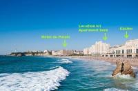 gite Anglet Appartement bord de mer Biarritz