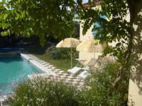Gîte Castillon du Gard Gîte Appartement Uzès Pont du Gard