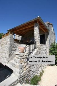 tourisme Saint Maurice d'Ibie Gîtes de la Barnerie