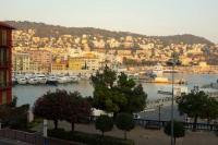 tourisme Menton Appartement Port de Nice 3 pièces vue mer